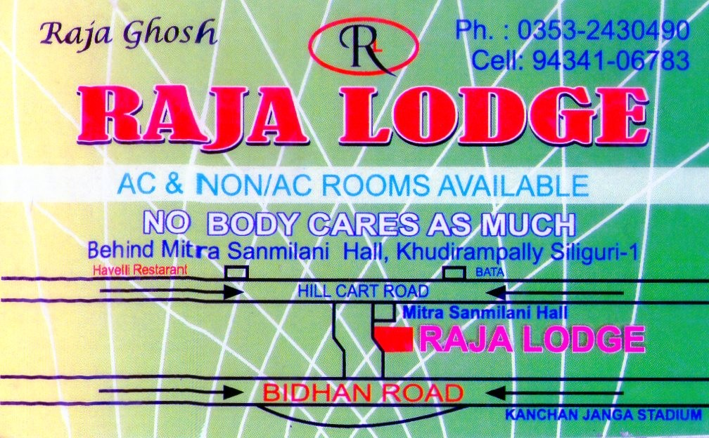 Raja Lodge