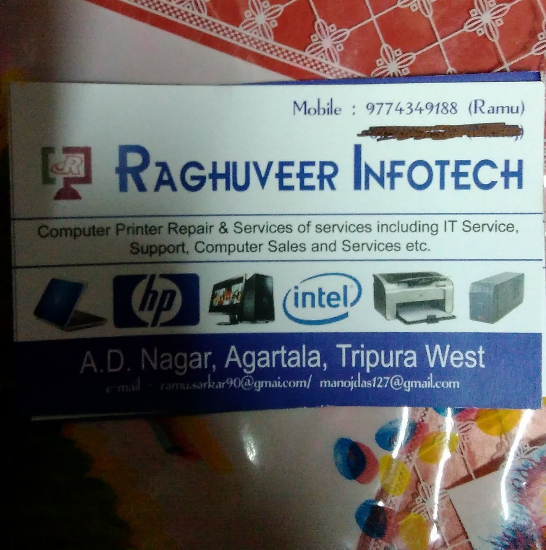 Raghuveer Infotech Agartala