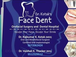 Dr.Kotak's Face Dent Orofacial surgery