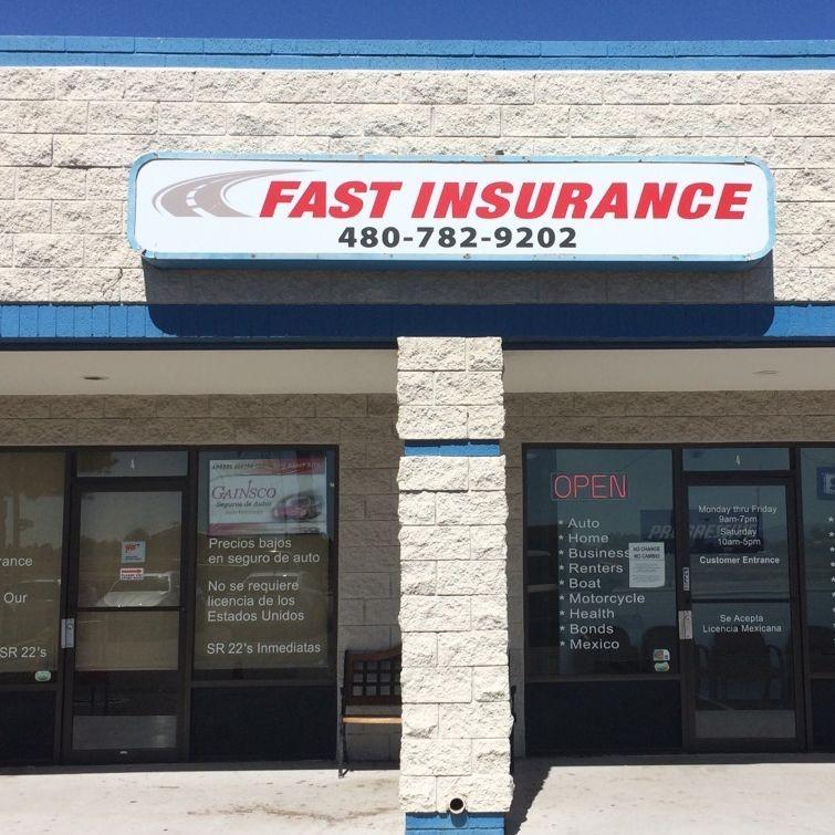 Fast Insurance