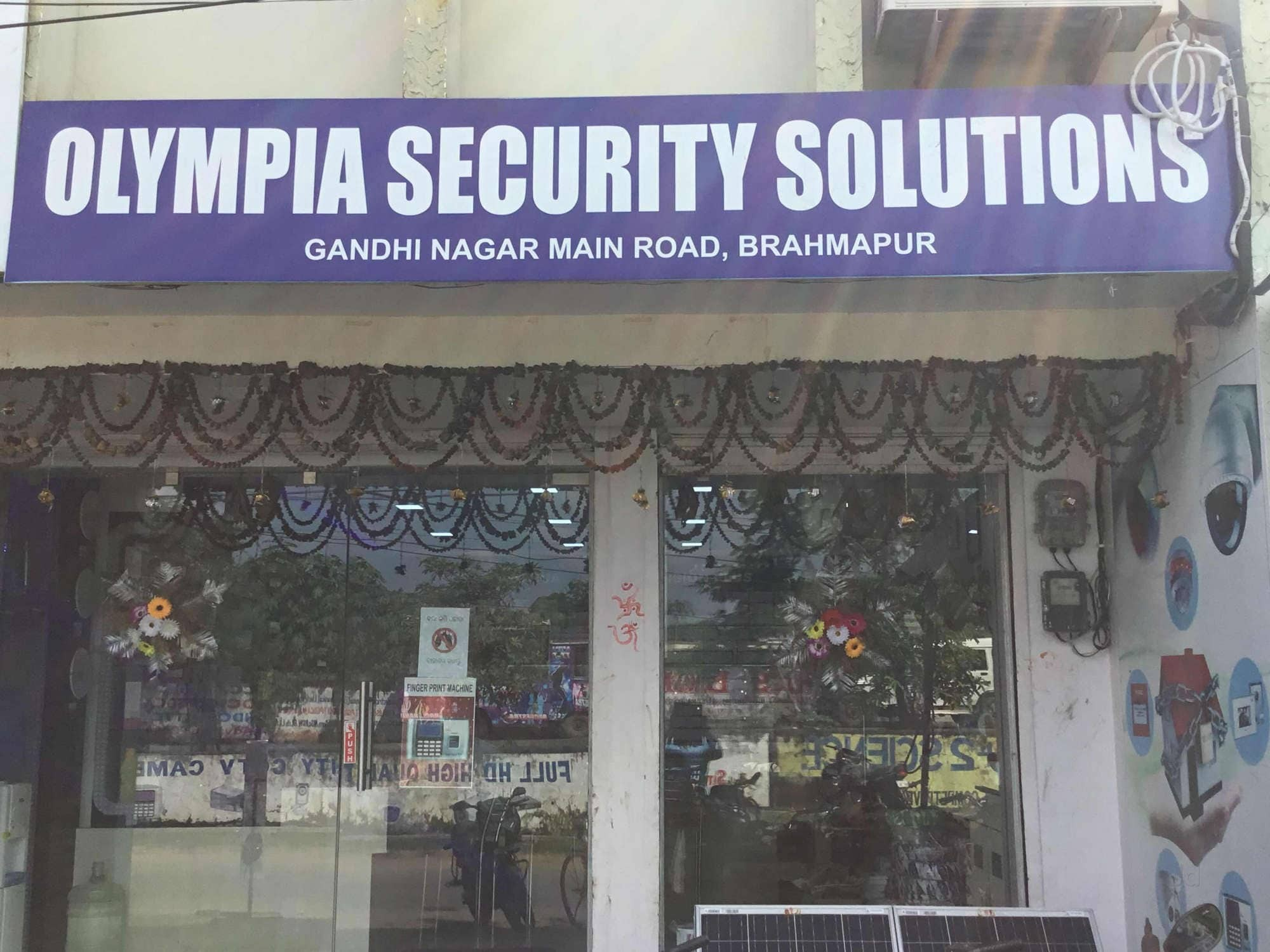 Olympia Security Solutions