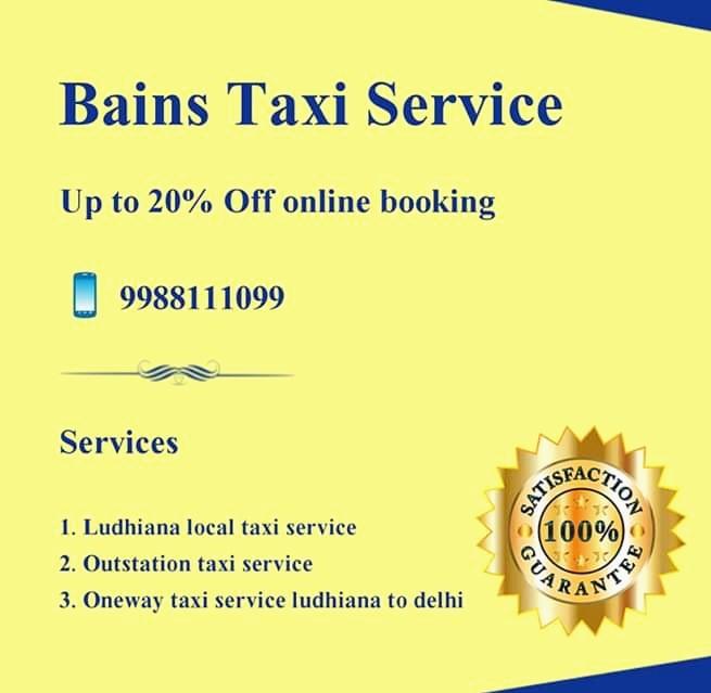 Bains Taxi Service