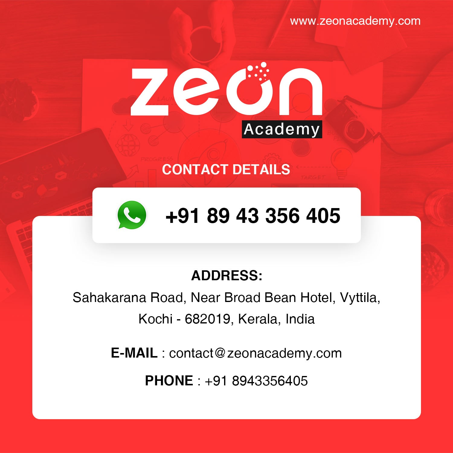 Digital Marketing Training in Kochi | Zeon academy