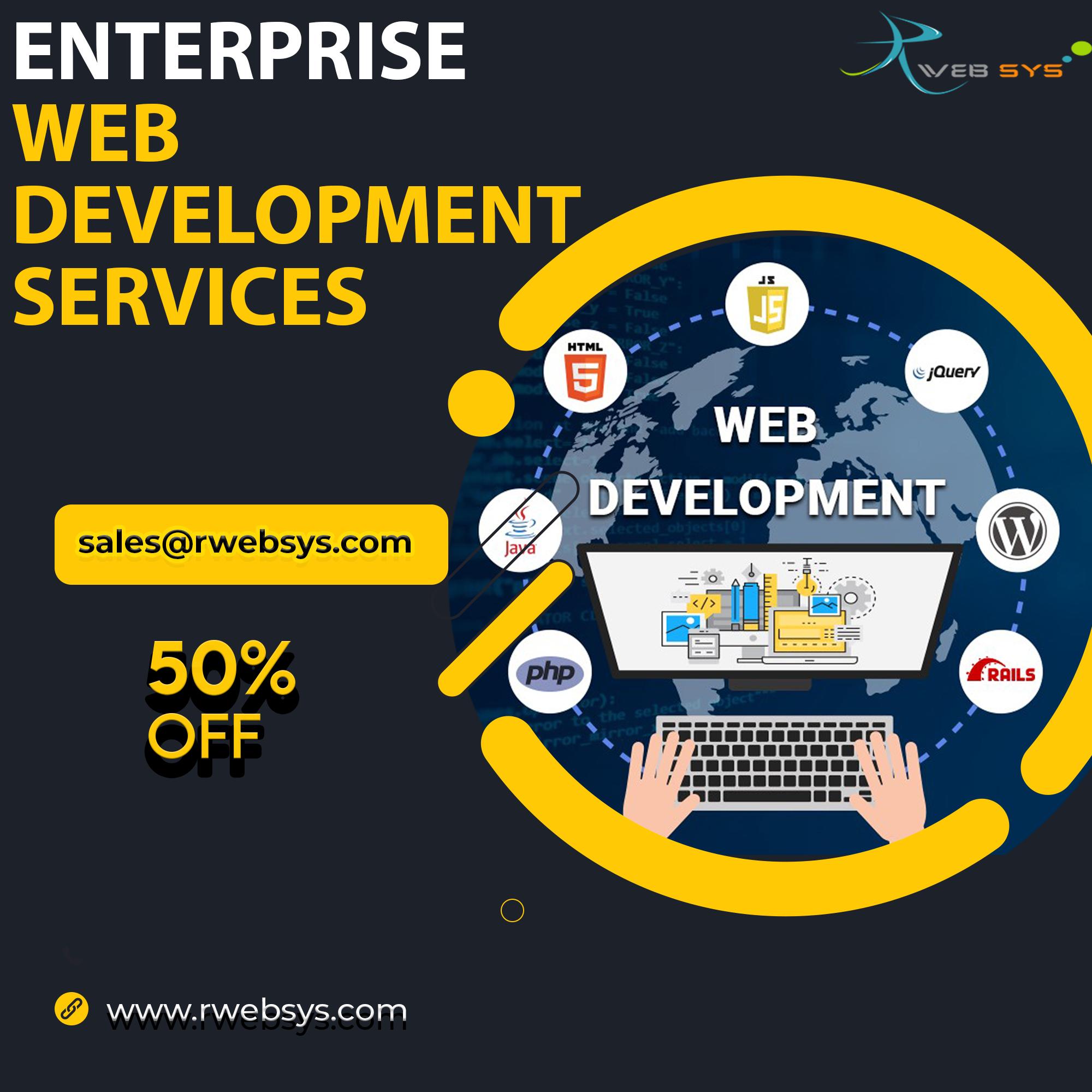 Rwebsys Technologies PVT LTD