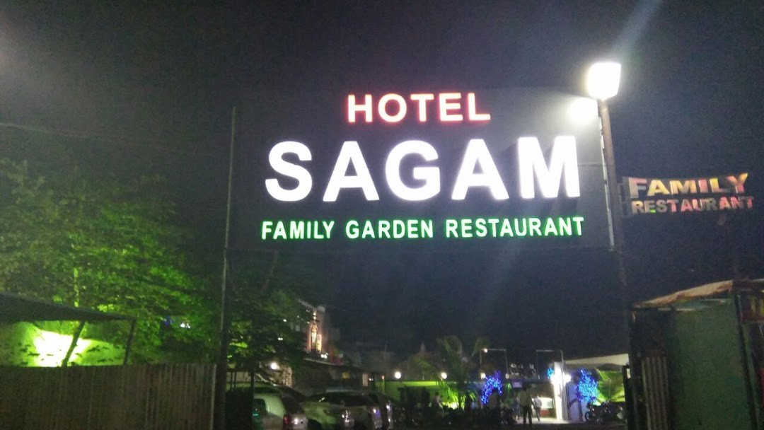 Hotel Sangam Family Garden