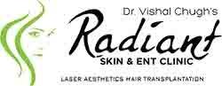 Dr Vishal Chugh-Radiant Skin Clinic