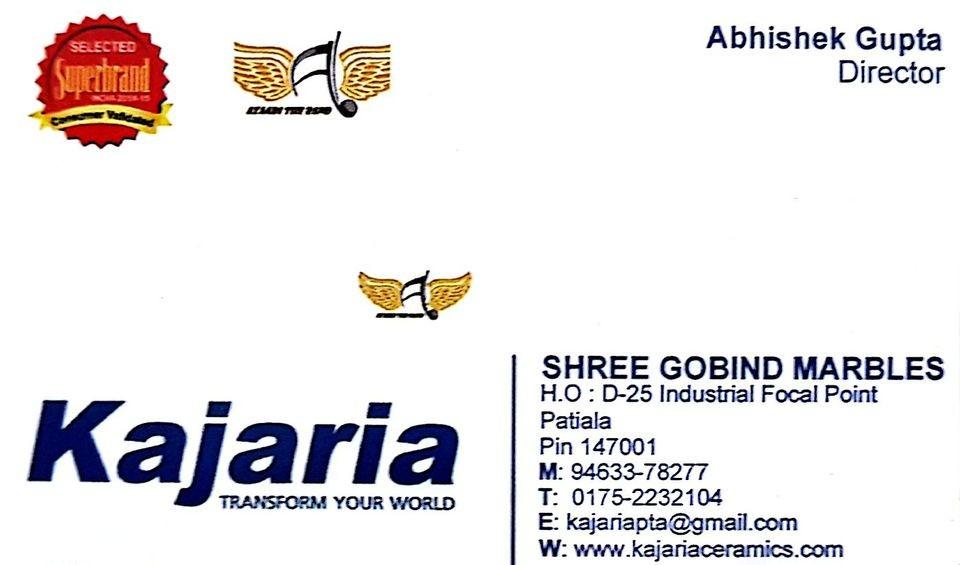 SHREE GOBIND MARBLES