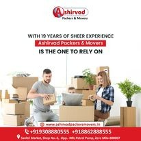 Ashirvad Movers and Packers