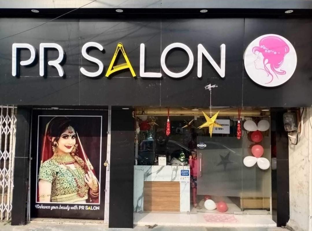 P R Salon and Academy