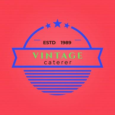 VINTAGE-CATERER