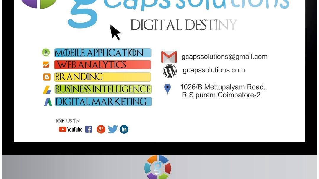 Gcaps Solutions