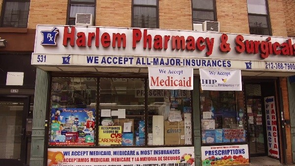Harlem Pharmacy & Surgicals