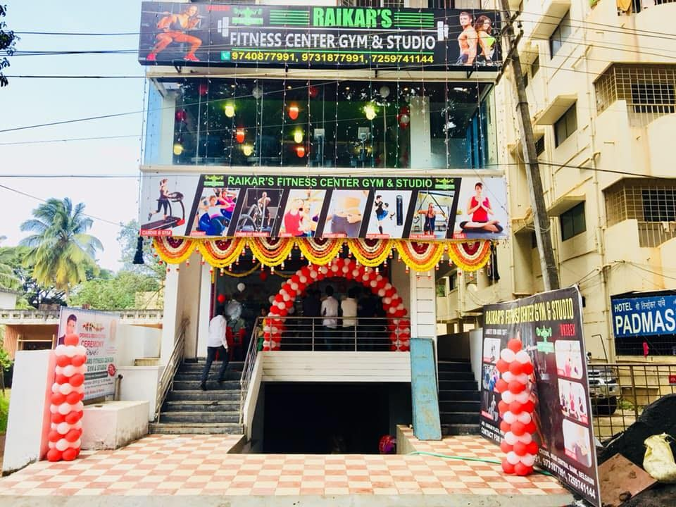 Raikars fitness center gym & studio