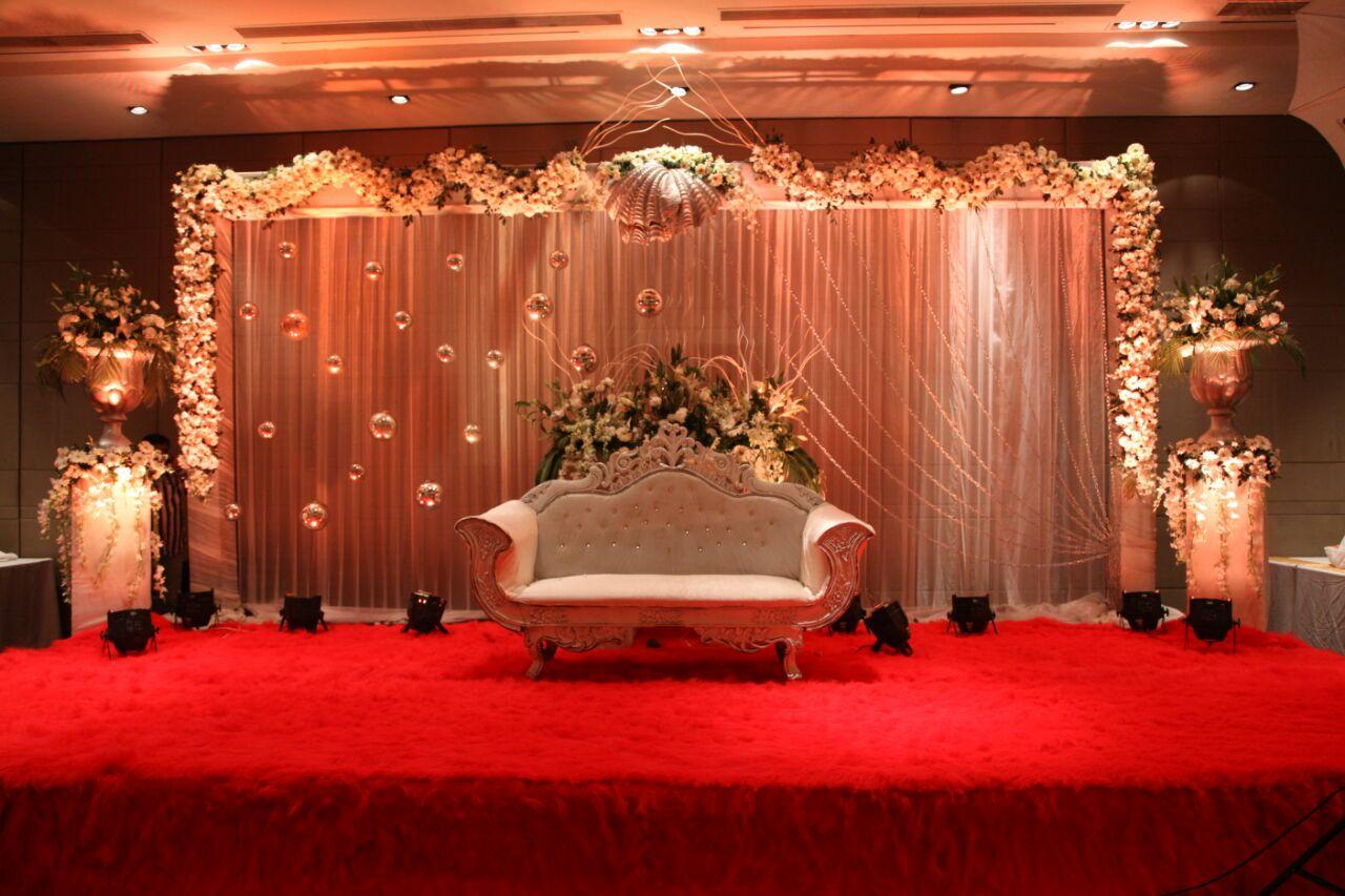 wedding flower decoration