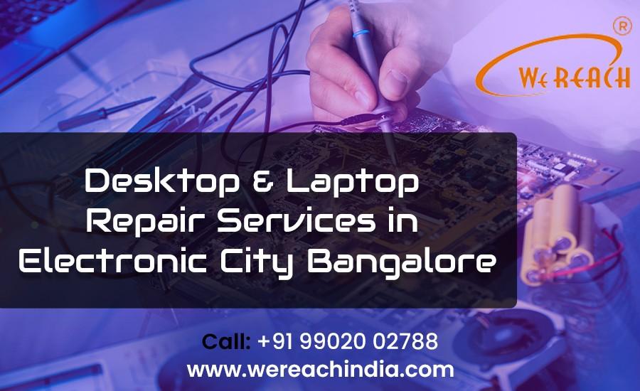 WeReachIndia in Bengaluru
