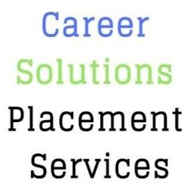 Career Solutions Placement Services