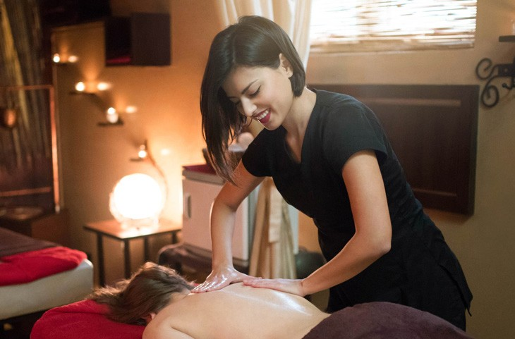 Female to Male Body to Body Massage Spas