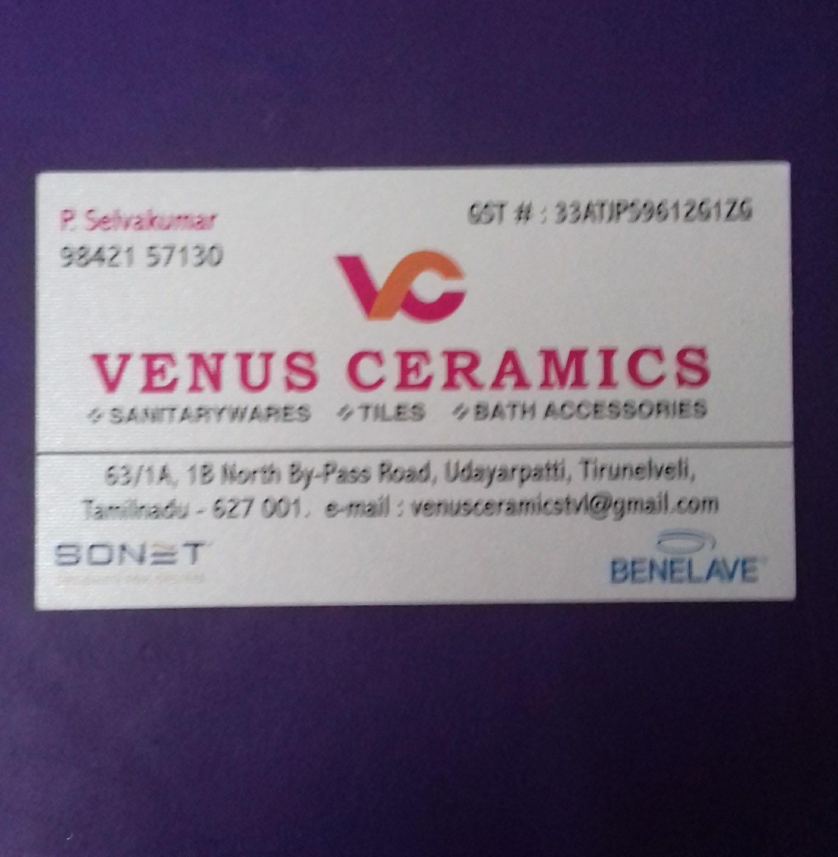 Venus Ceramics
