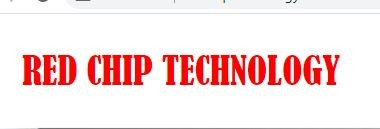 Red Chip Technology