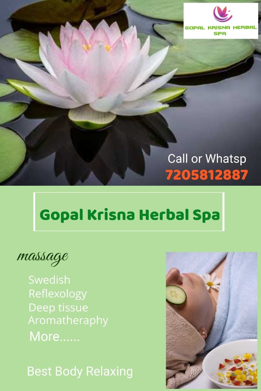 Gopal Krisna Harbal Spa