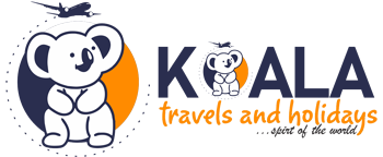 The Koala Travels