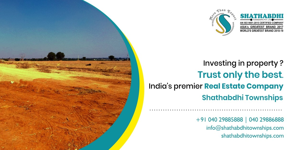 Shathabdhi Townships Pvt.Ltd.