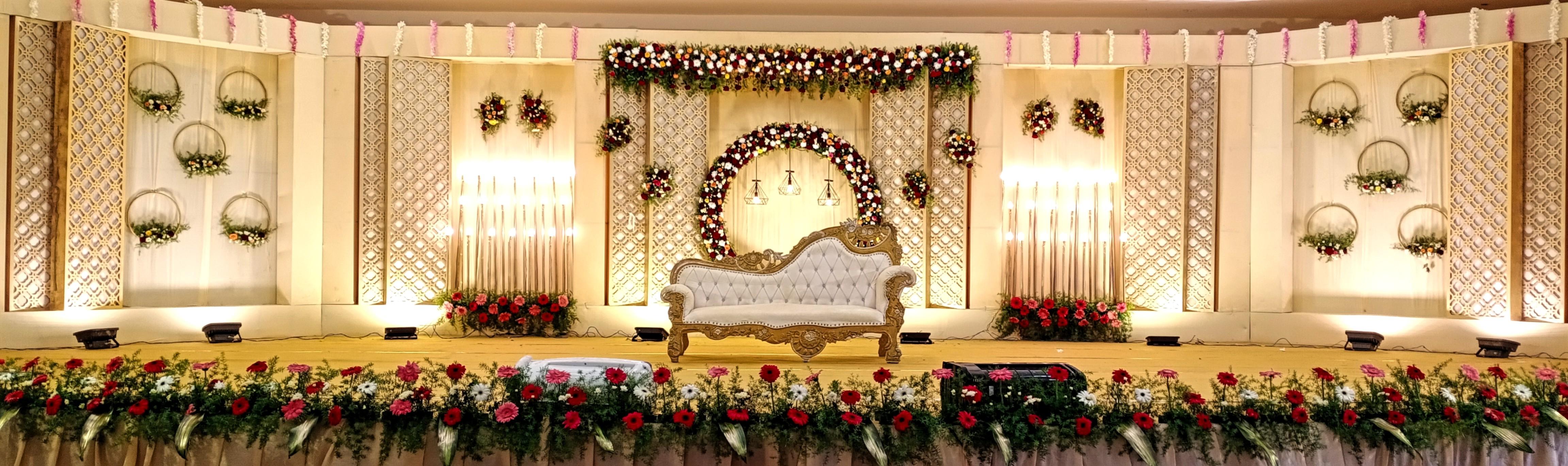 Kovai Wedding Decorators - Kovaipandhal