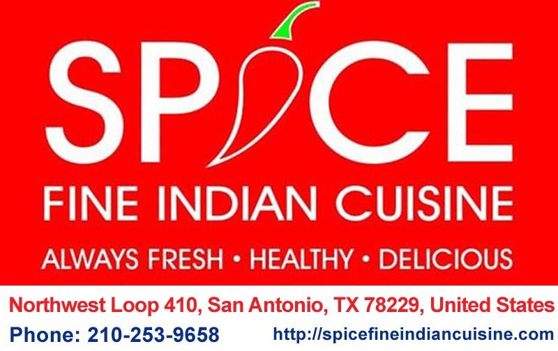 Spice Fine Indian Cuisine  San Antonio
