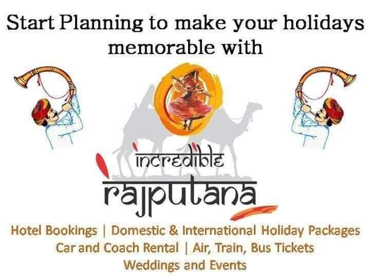 Incredible Rajputana