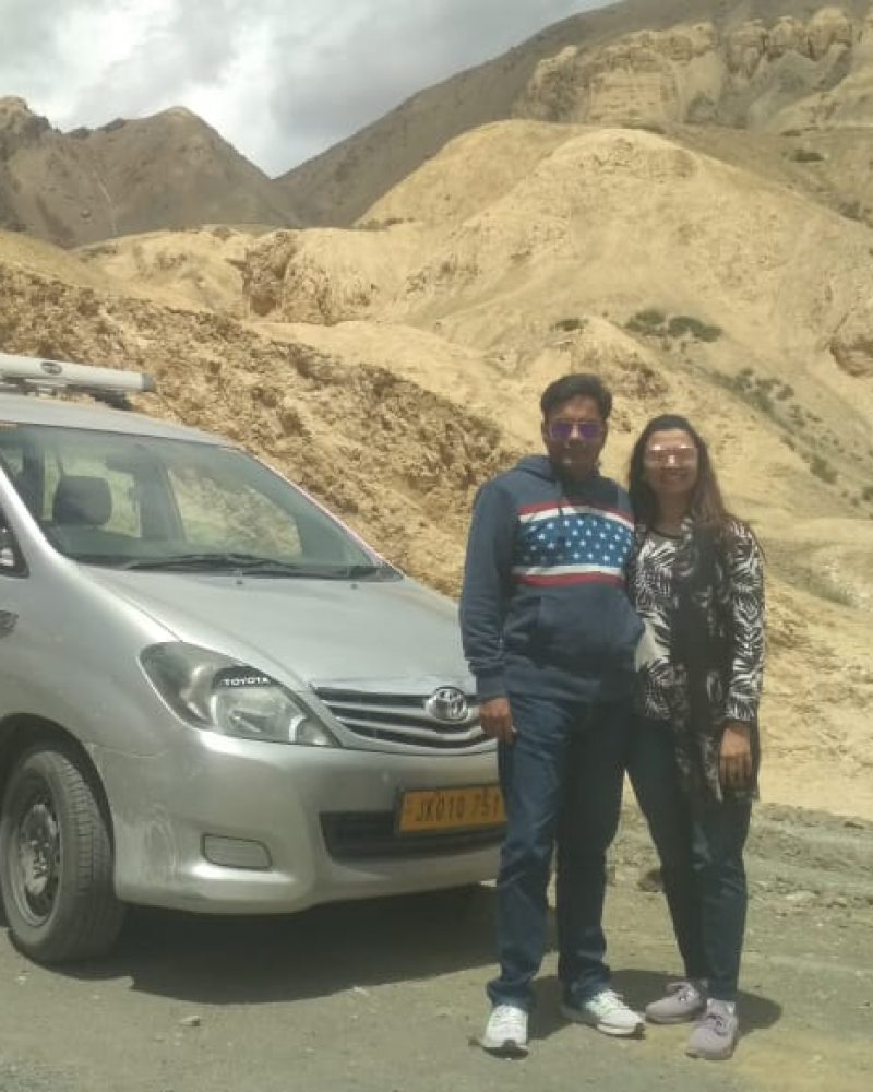 Kashmir Rental Car Services