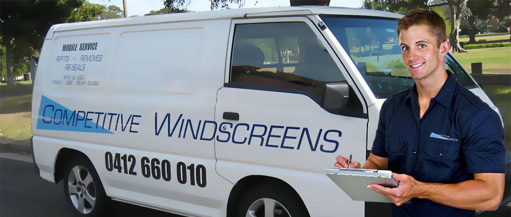 Competitive Windscreens