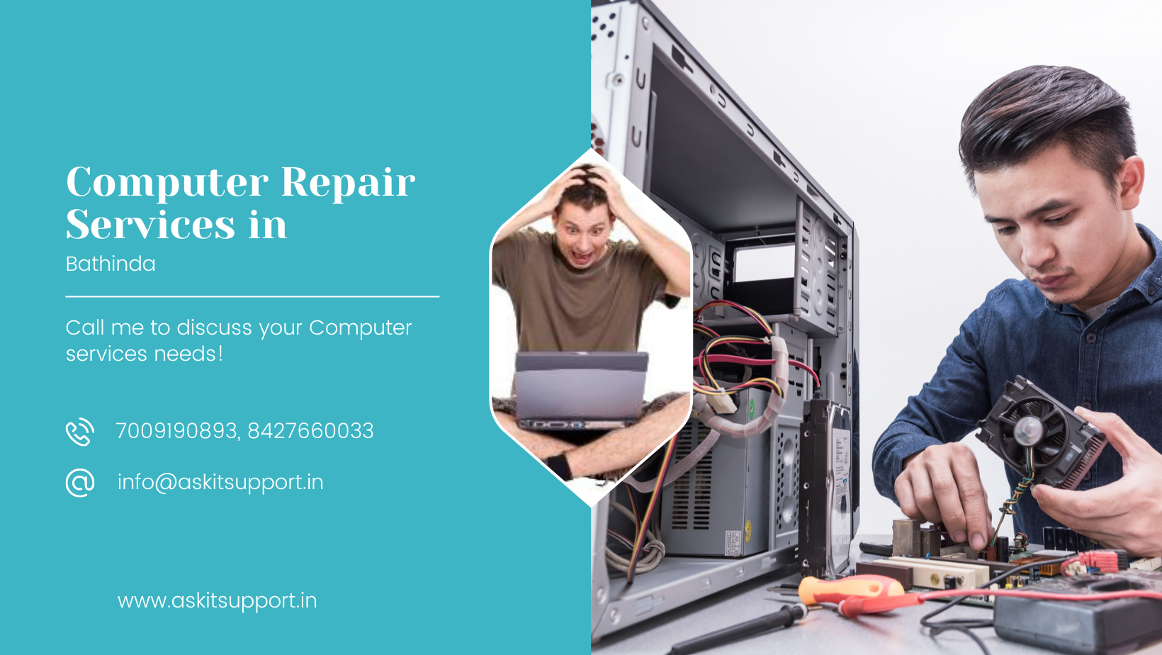 ASK IT SUPPORT