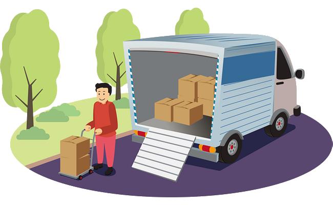 Speed Movers logistics Pvt ltd