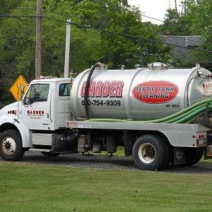 Barber's Septic Service