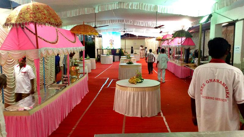 Namma Veetu Kalyanam Catering