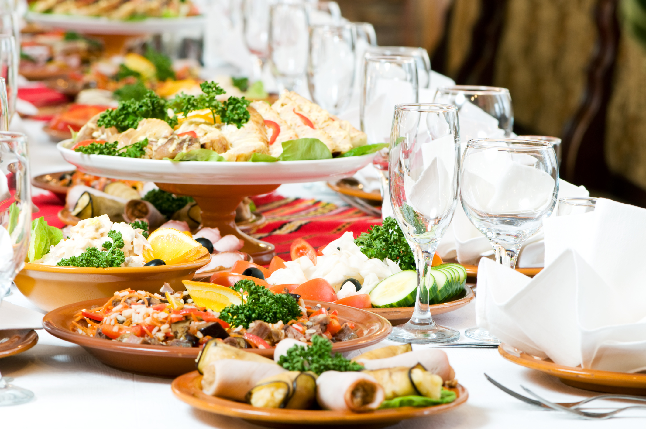 Caterers in Noida