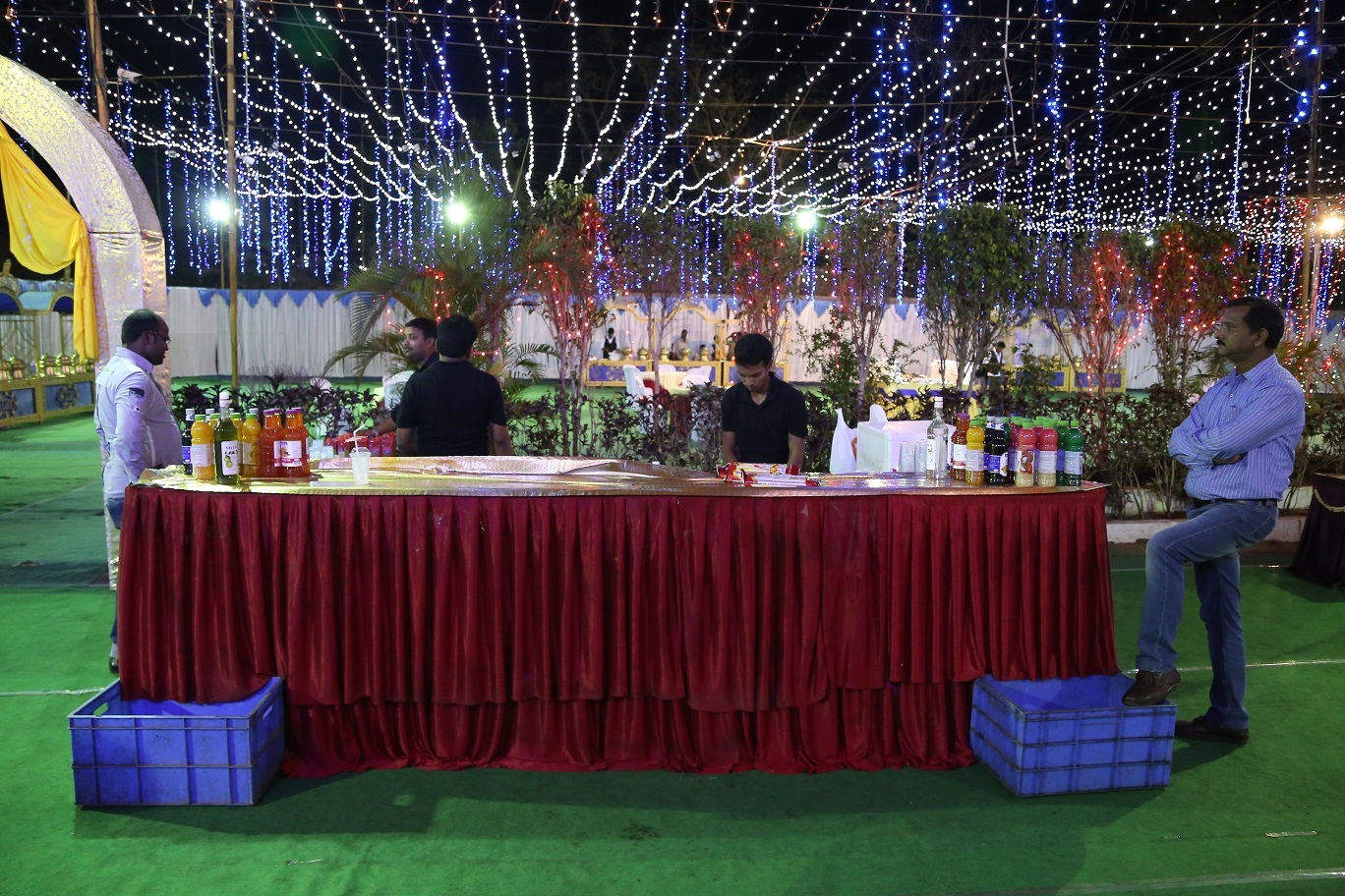Padma Catering Services