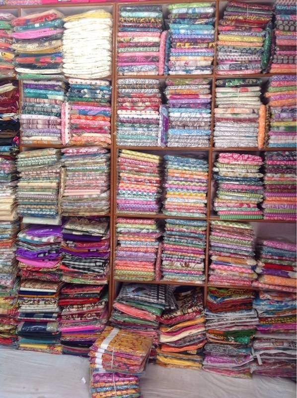 Radha Raman Textile Market