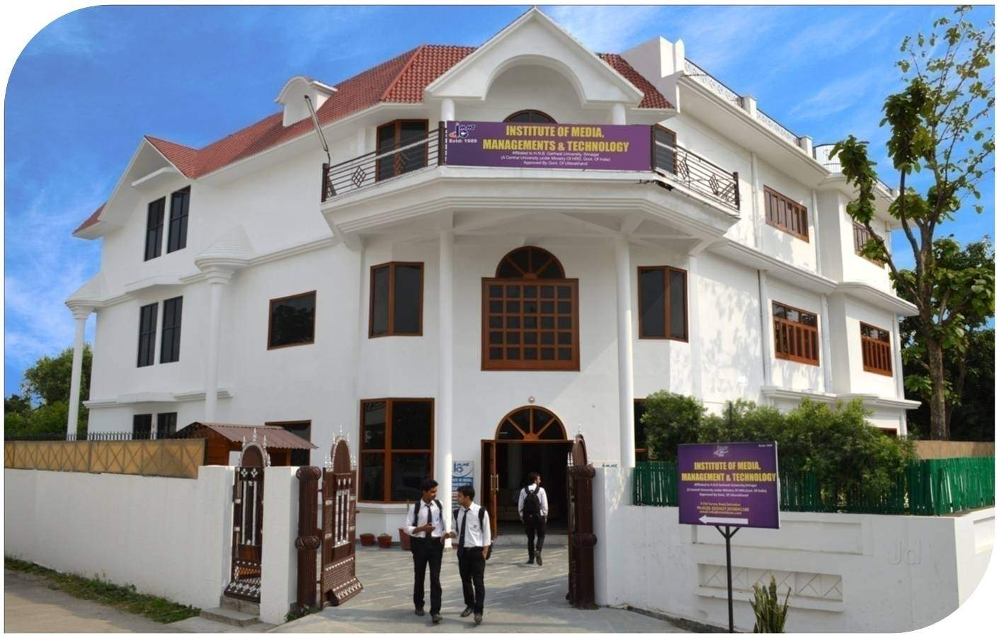 Institute of Media Management Technology & Agro Science