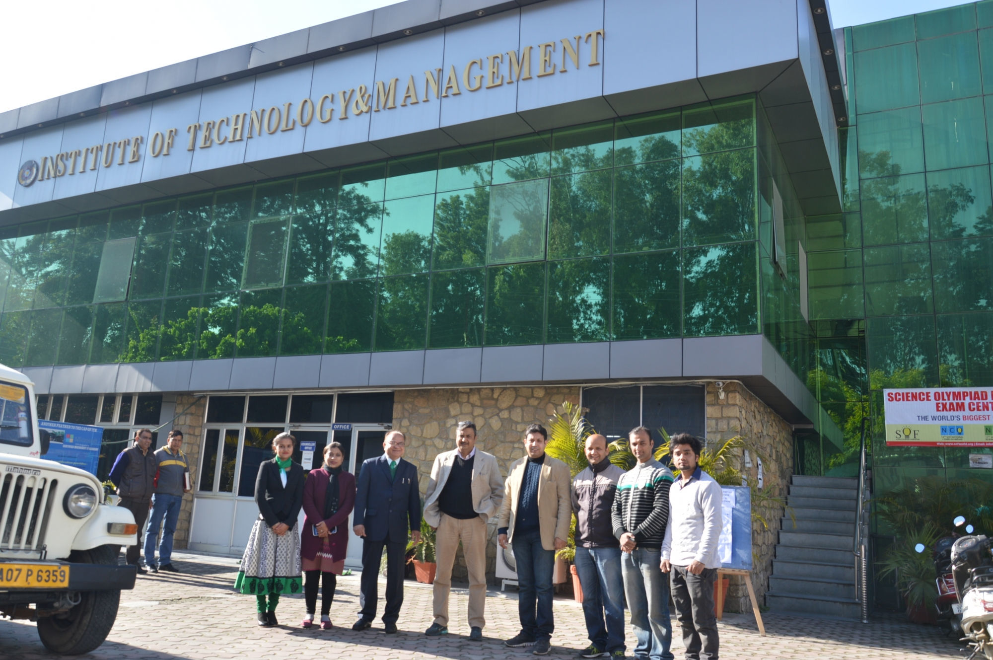 Institute of Technology & Management