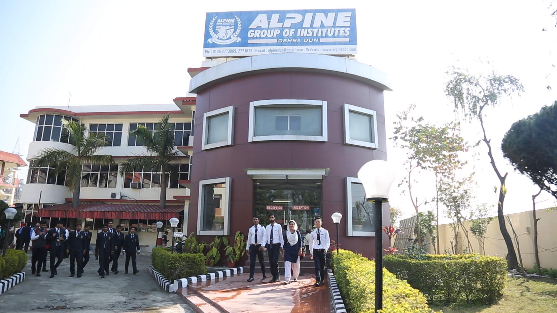 Alpine Group of Institutes Dehradun
