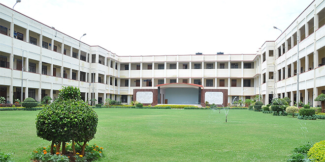 Maharani's Science College