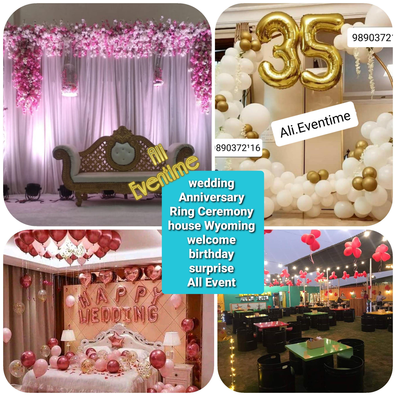 1st birthday party organizers 9890372116
