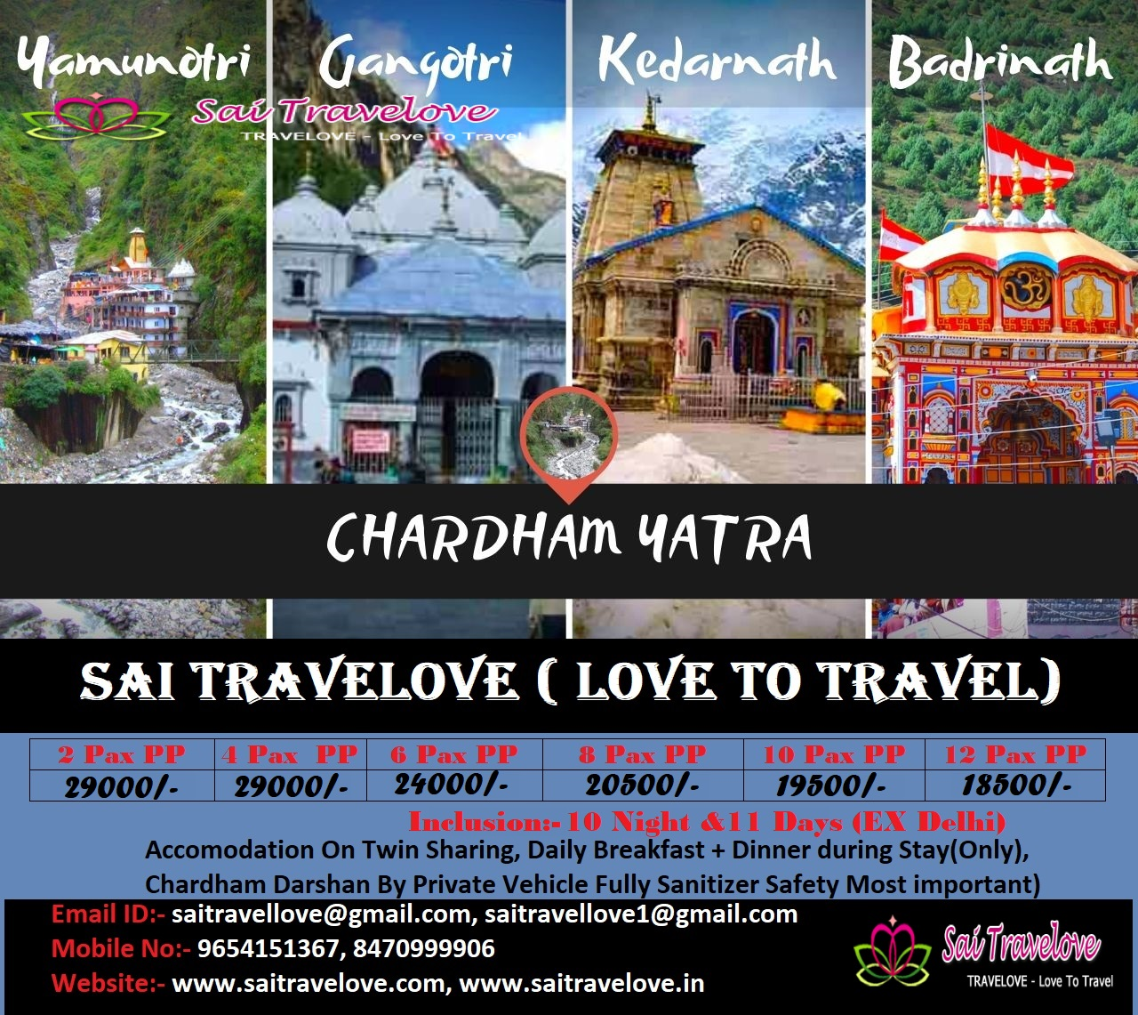 Sai Travelove
