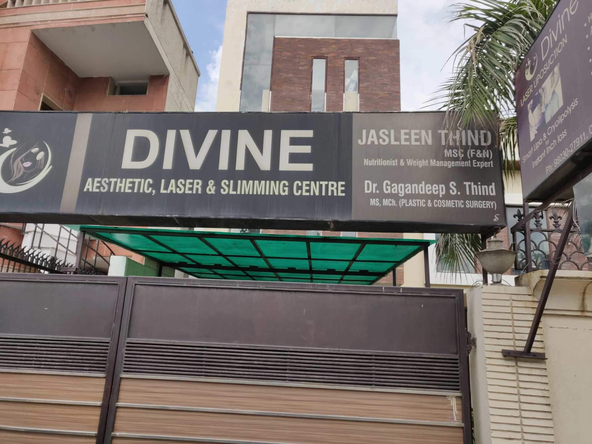 Divine Aesthetic & Laser Clinic