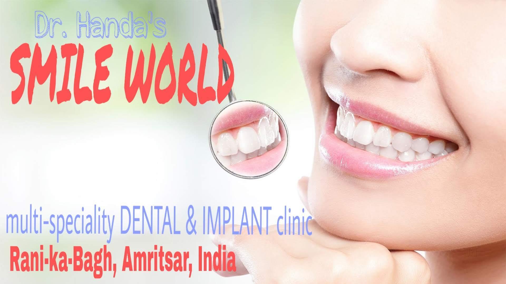 Dr Handa's Smile World