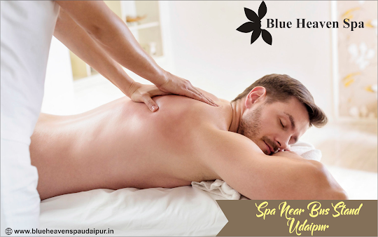 Blue Heaven Spa | Best Massage & Spa Service Center