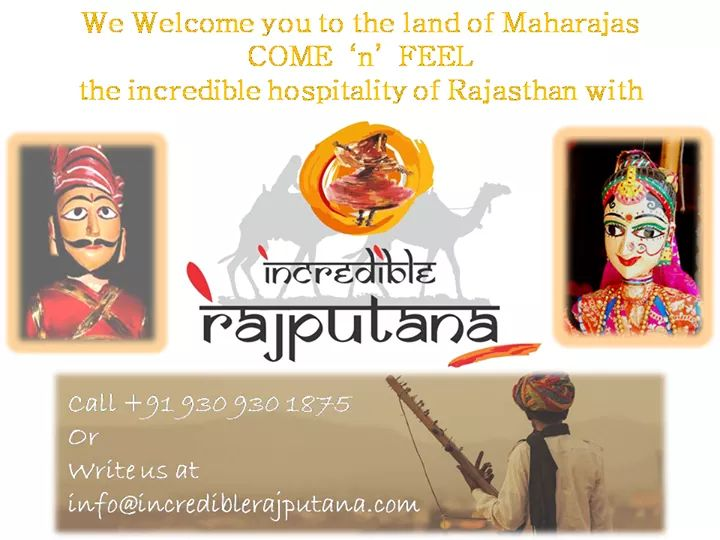Incredible Rajputana