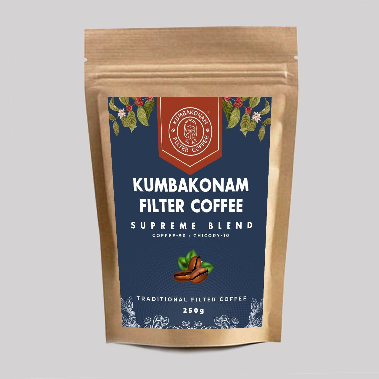 Kumbakonam Filter Coffee