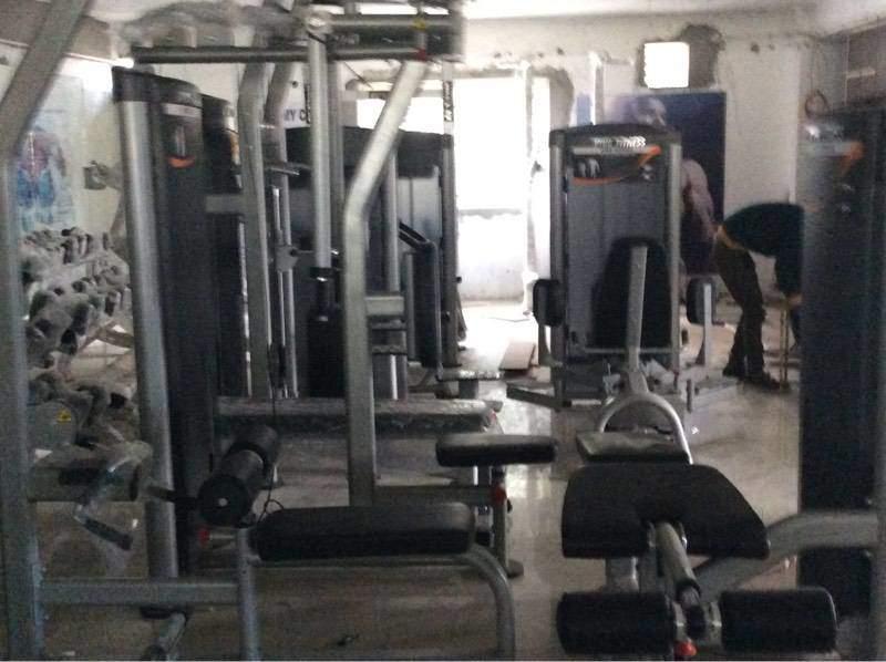 Fit Boxx Gym